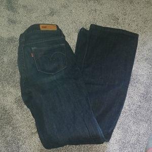 Levi's bold curve jeans